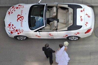 4 vinilos diferentes para la decoración de tu boda