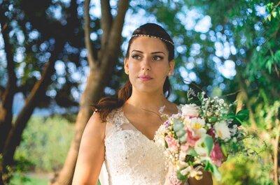 Cuatro tips para lucir un maquillaje fresco y hermoso durante tu boda
