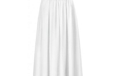 10 abiti da sposa stupendi, al di sotto dei 300 euro