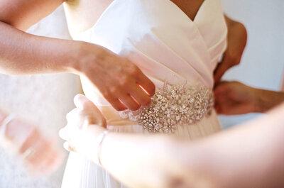 15 tips efectivos para encontrar el vestido de novia de tus sueños