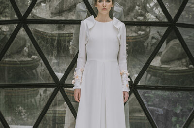 Vestidos de novia Beba's Closet 2017: diseños que mezclan la magia, la luz y el color