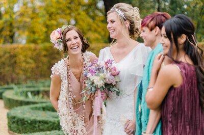 10 verschillende bruiden! Welke bruid ben jij?