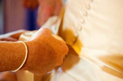 6 consejos para que el vestido de novia quede perfecto