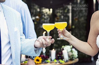 Dicas para noivos e convidados não terem ressaca no dia pós-casamento