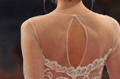 Razones para llevar un recogido el día de tu boda