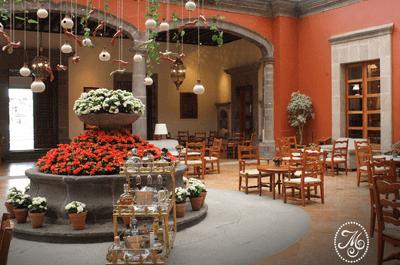 10 de las mejores haciendas para bodas en México DF: Historia y un entorno sin igual