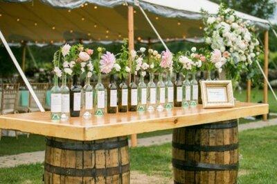 ¿Has pensado en alquilar el mobiliario para tu boda? 4 aspectos clave que no debes olvidar