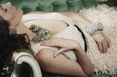 Accessori da sposa esclusivi alla London Bridal Fashion Week 2015