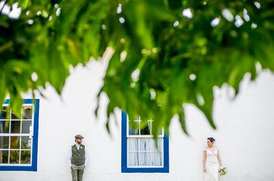 Gisele & Gokhan: casamento rústico chique na fazenda une Brasil e Turquia!