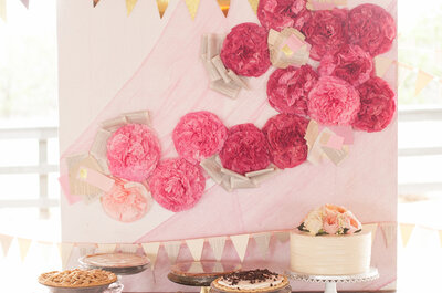 Cómo usar el estilo Ombre para tu boda