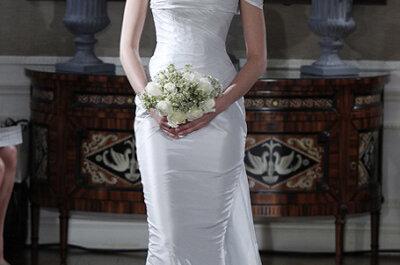 Vestido de noiva sexy, by Romona Keveza 2013