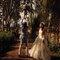 Hochzeitsfoto mit Kind