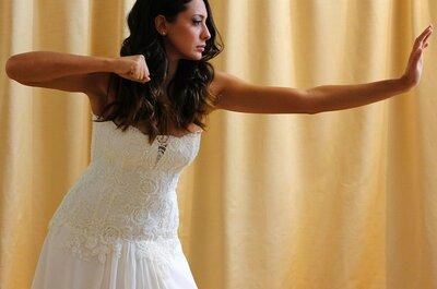 Qual è la scollatura dell'abito da sposa più adatta a me? I consigli dell'esperta