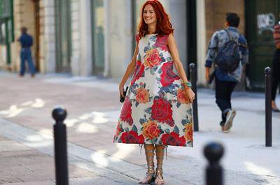 Inspírate en el street style de las semanas de la moda 2013