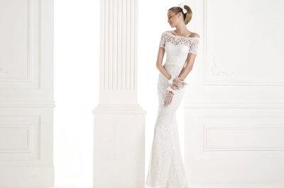 Pronovias 2015: les robes de mariée qui vont vous faire rêver