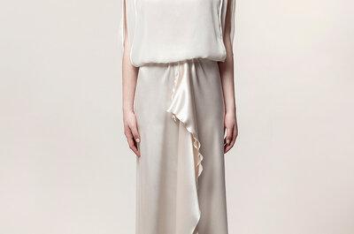 Vestidos de novia y accesorios de inspiración años 20: ¡los querrás todos!