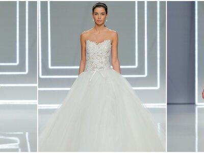 Robes de mariée Rosa Clará 2017 : Des créations 100% sensuelles