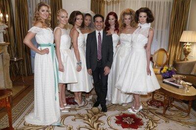 Vestidos de noiva Fancy Bridal, coleção Outono 2013