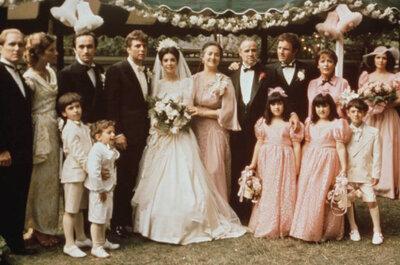 Cómo organizar una boda inspirada en la película