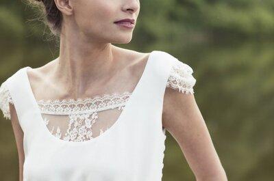 Vestidos de novia 2015 Ready to Wear: Moda perfecta diseñada para tu gran día
