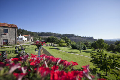 Casa Grande do Bachao: una romántica boda en un entorno privilegiado