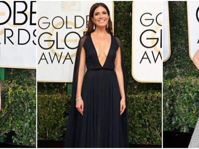 The 2017 Golden Globes: The 25 Most Glamorous Red Carpet Images from this Fantastic Event
