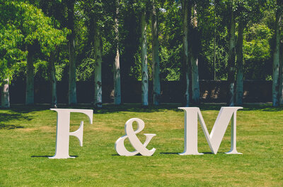 Siempre te tuve a mi lado: la boda de María y Felipe