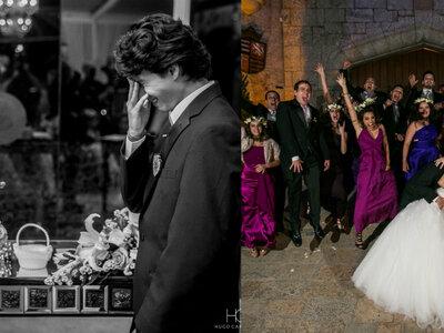 Casamento de Caryn & Rodrigo: conto  de fadas GEEK no Castelo de Itaipava!