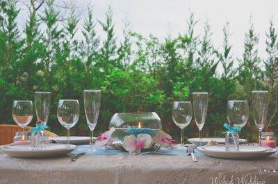 Cómo celebrar una boda temática con éxito: los 4 puntos clave que no puedes olvidar