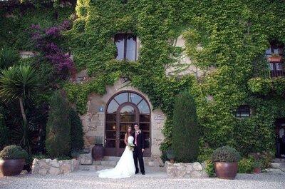 El Paratge: celebra una boda especial con espectaculares vistas al Vallés Oriental