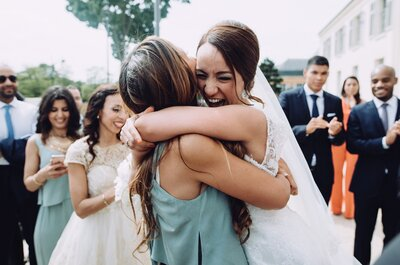 20 raisons indiscutables pour lesquelles votre soeur est indispensable à votre mariage