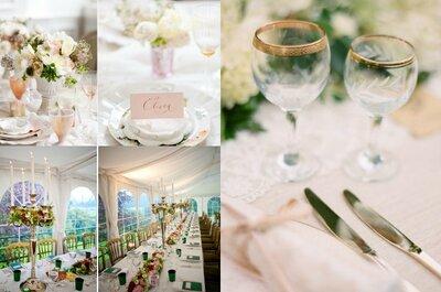 Todas las tendencias en bodas de 2014