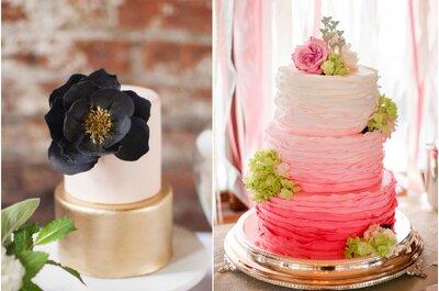 Rosas são rosas! E elas, em 2015, são estrelas no vosso casamento!