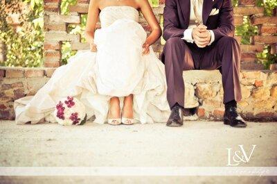 Quando i dettagli fanno la differenza: 6 preziosi consigli per la scelta dell'abito da sposa. Ma non solo