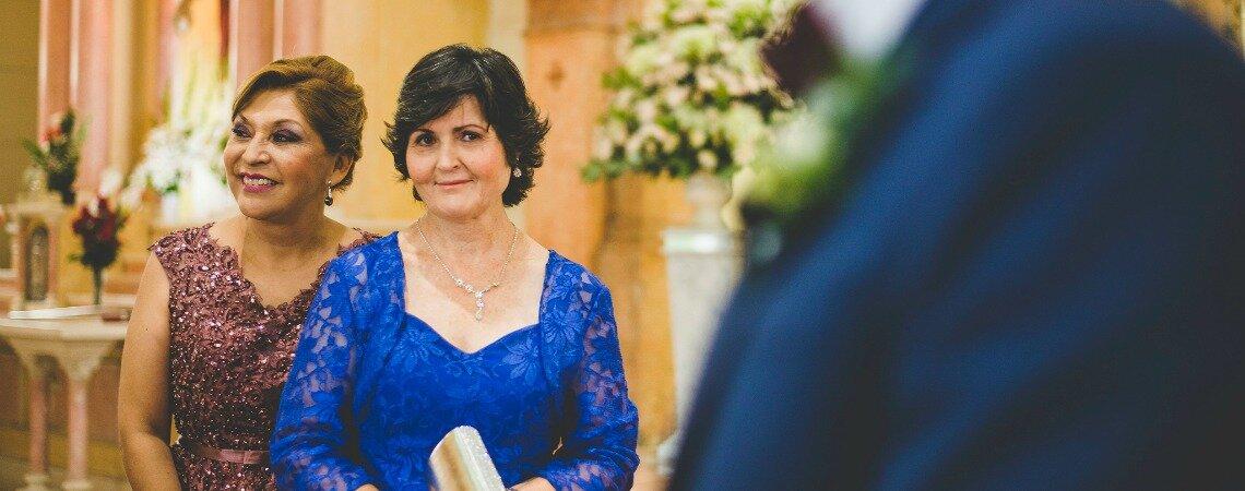 Die Mama an der Seite der Braut: Stylingstipps für die Brautmutter