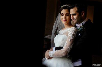 Eres, soy y seremos por siempre: La boda de Caro y Salim... ¡Un cuento de hadas!
