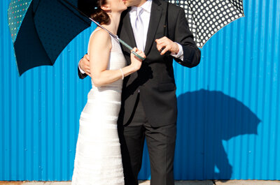 Zankyou Real Wedding: Colleen & Tom