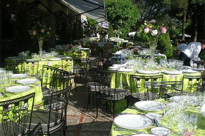 10 consejos para celebrar la boda en casa