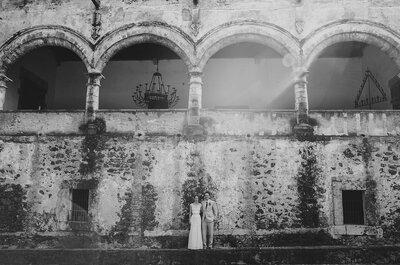 Una boda con estilo en México