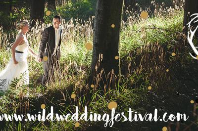 Un salon du mariage alternatif en Alsace: Le Wild wild wedding Festival!