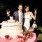Daniela, dettagli in pizzo per il suo splendido abito bianco - Carlo Buttinoni Fotografo Matrimonio