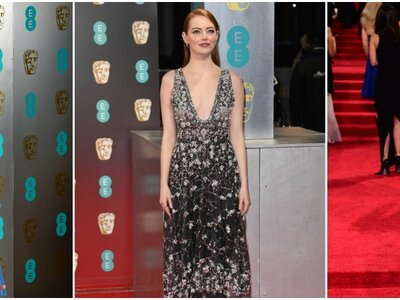 De beste looks van de Bafta Awards 2017. 20 designs die je gezien moet hebben!