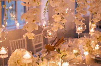 ¡Muéstranos la mejor decoración de boda de este 2015! Participa en este concurso
