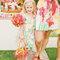 Tus damas de boda y pajes en vestidos de fiesta de colores cítricos - Foto KT Merry Photography