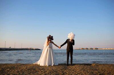 Le 40 cose che ci piacciono da impazzire di un matrimonio