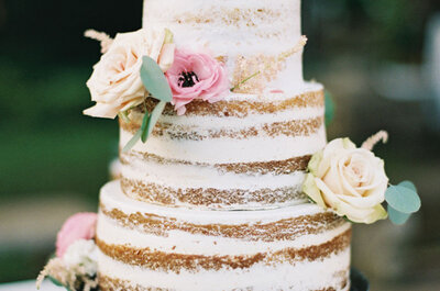 Las mejores ideas para decorar tu Naked Cake