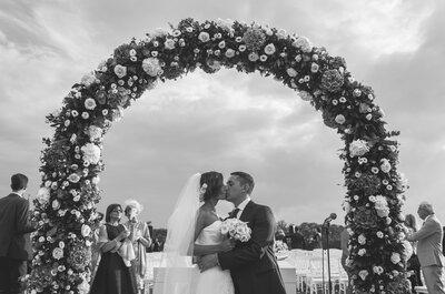 Il matrimonio in stile