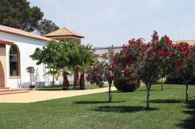 Vivid la boda de vuestros sueños en un espacio único, rodeado de naturaleza y cerca de Zaragoza