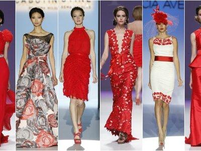 Vestidos de festa cor nude 2013: veja-os a desfilar