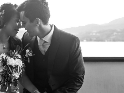 Kim + Chris: A Destination Wedding in the Breathtaking Lake Orta, Italy